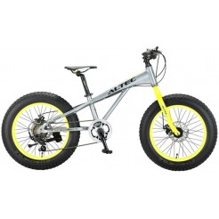 FAT Bike Allround 20inch 2D Grijs/Groen
