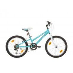 "Marlin Eva ATB/VTT 20"" Mint Green Shimano 6SP"