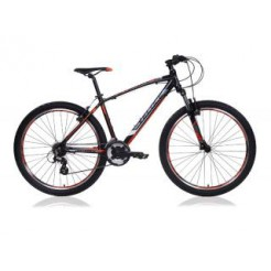 "Outrage 601 H19"" Orange/Black Altus 21SP"